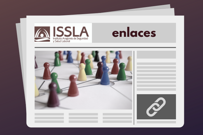 ISSLA, Instituto Aragonés de Seguridad y Salud Laboral. Enlaces.