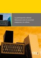 Portada del estudio: La actividad cultural y su repercusión social en Aragón
