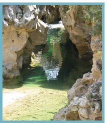 Imagen del río Matarranya