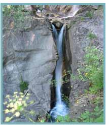 Cascadas del Río Liri.