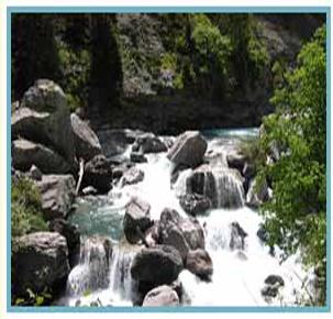 Curso alto del Río Ara