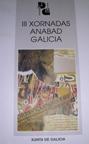 Portada actas III Xornadas ANABAD Galicia