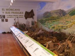 Añon. Centro Interpretación Parque Moncayo