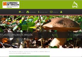 Portada Atlas de la Flora de Aragón
