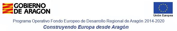 Fondo Europeo de Desarrollo Regional de Aragón 2014-2020