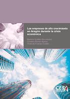 Portada del proyecto: Las empresas de alto crecimiento en Aragón durante la crisis económica