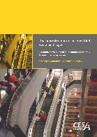 Portada del estudio: Una aproximación a la movilidad social en Aragón: vínculos entreel desarrollo socioeconómico y la movilidad ocupacional
