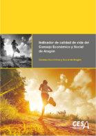 Portada del estudio: Indicador de Calidad de Vida del CESA (IQVCESA)