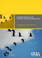 Portada del estudio: El capital directivo de las empresas industriales aragonesas