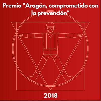 """Premio """"Aragón, comprometido con la prevención"""" 2018"""