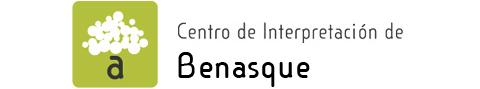 Banner Centro de Interpretación de Benasque