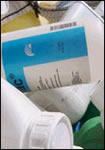 Fotografía de varios envases fitosanitarios