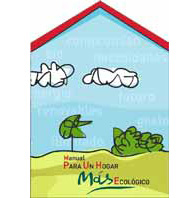 Portada del Manual para un hogar más ecológico
