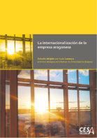 Portada del estudio: La internacionalización de la empresa aragonesa