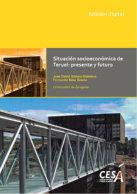 Portada del estudio: Situación socioeconómica de Teruel: presente y futuro