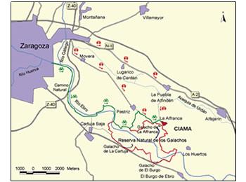 Mapa de ubicación y dirección