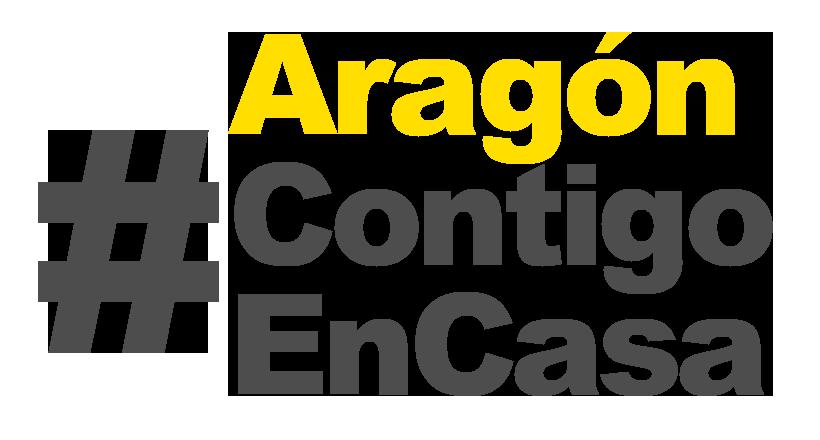 #AragónContigoEnCasa